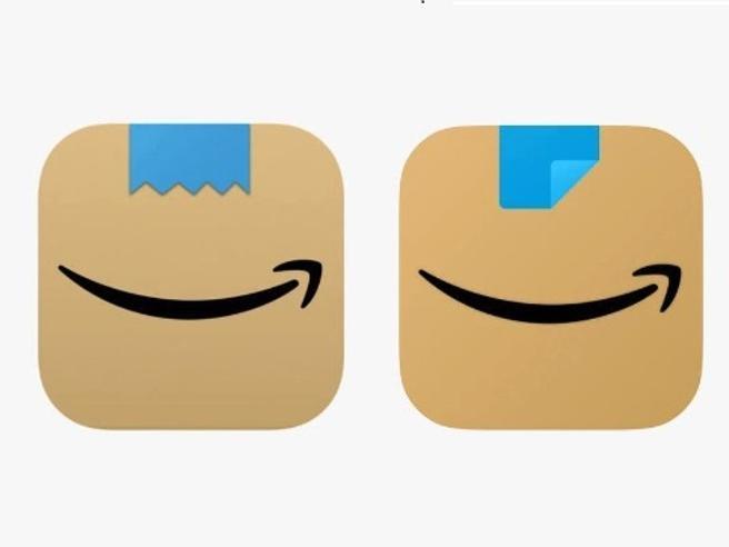 Amazon: il malinteso del nastro blu