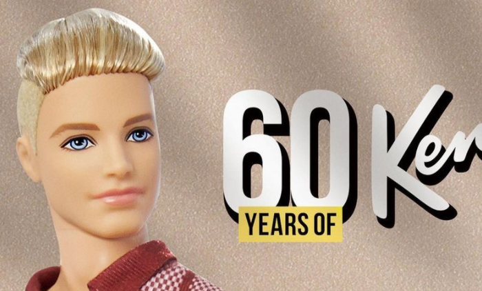 Barbie collabora con gli atelier per i 60 anni di Ken