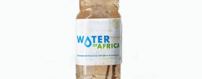 "La provocazione di ""Water of Africa"""