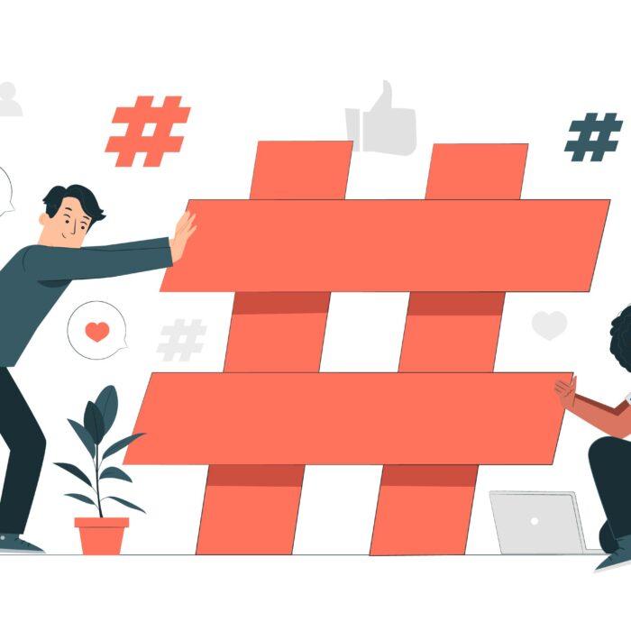 Quanti hashtag usare nel 2021